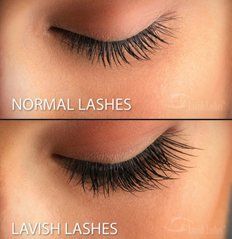 Vivo Day Spa eyelash-extensions